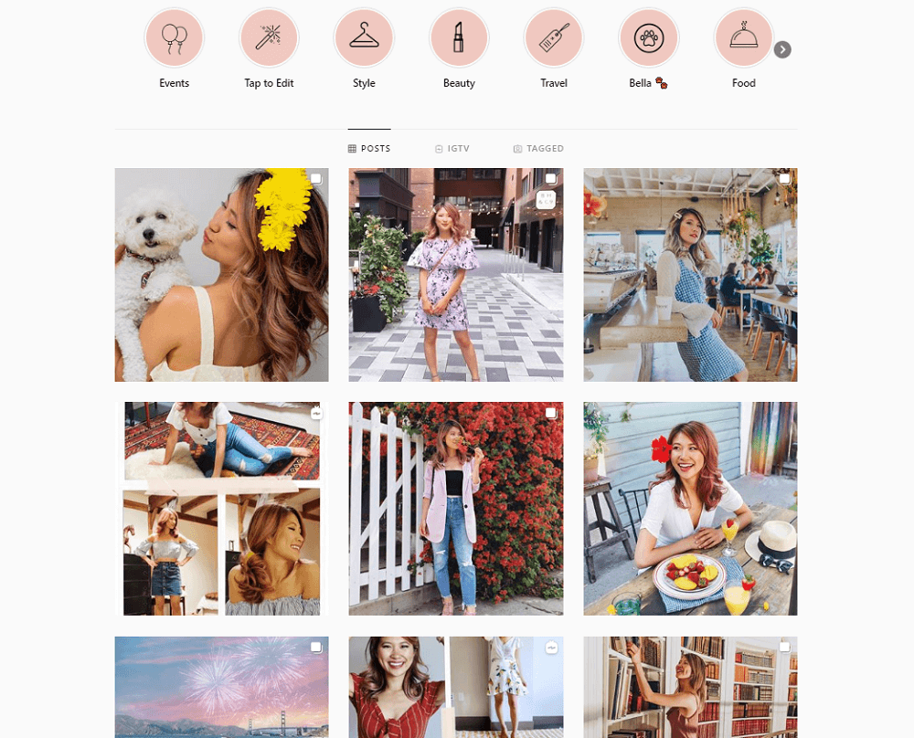 Get Instagram followers through high-quality content - fashionbyally
