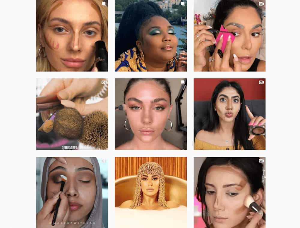 Who to follow on Instagram - hudabeauty
