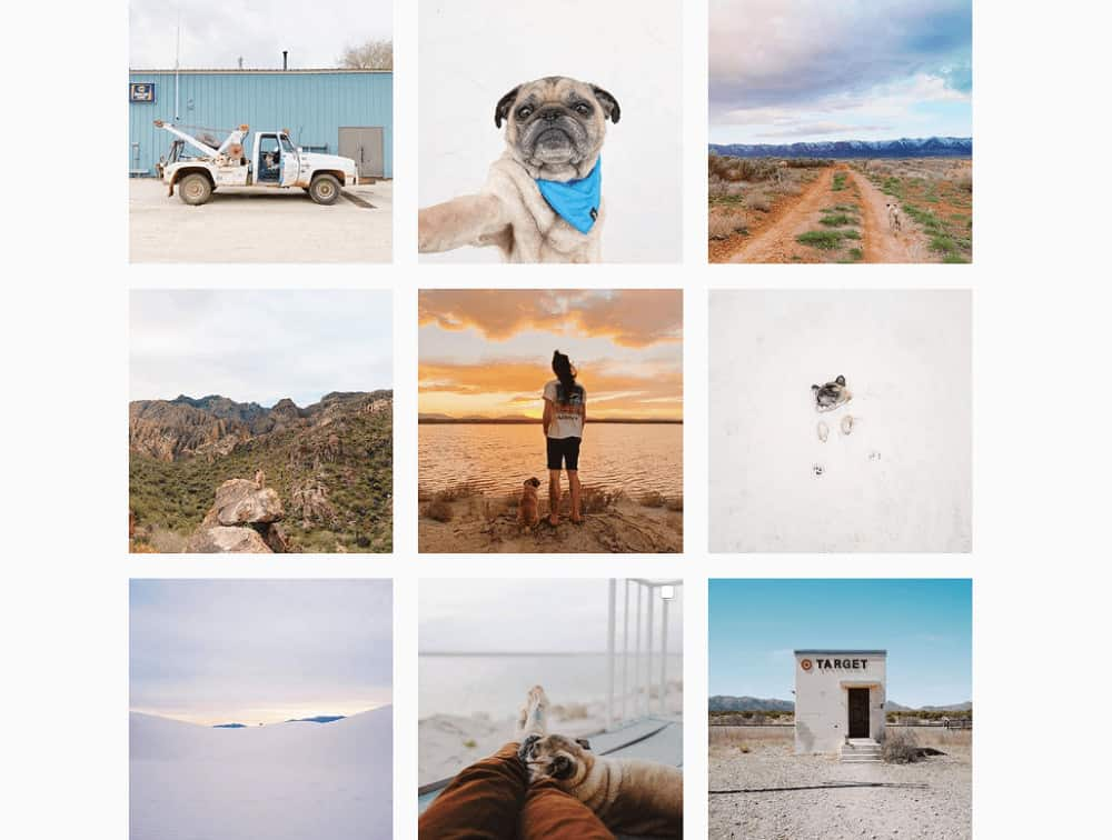 Who to follow on Instagram - jeremyveach
